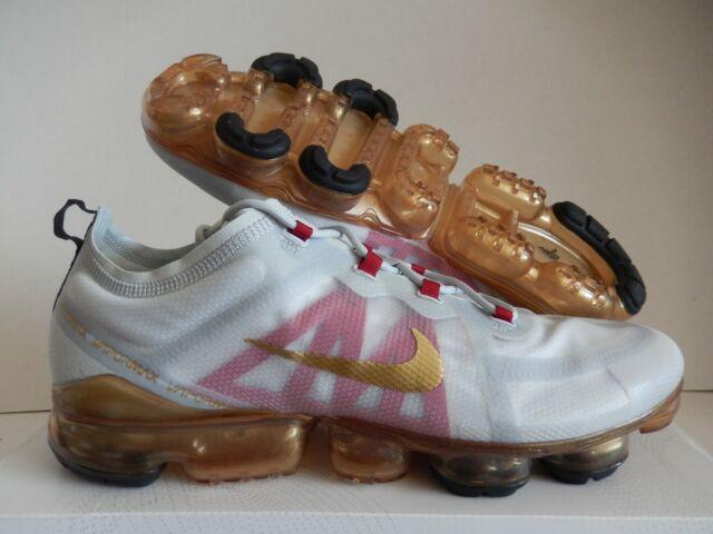 Nike Air Vapormax 2019  CNY Chinese New Year Shoes Gold SZ 9.5 BQ7038-001