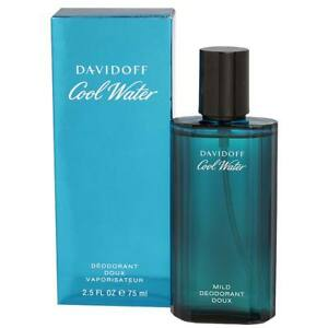 Davidoff Cool Water Deodorant Spray 75 ml for men Perfume