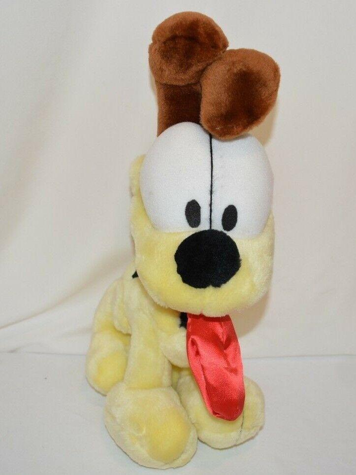 Play by Play Stuffed Animal Odie Puppy Dog Plush Doll Doll Doll Garfield Character c04ddc