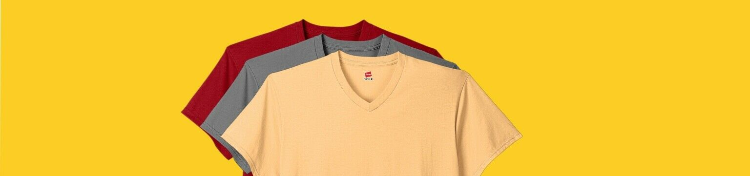 Up to 60% off Hanes