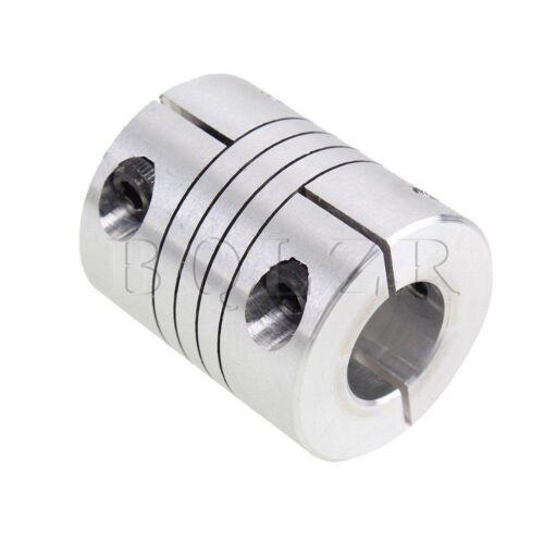 D25L30 CNC Motor Jaw Shaft Coupler 8mm To 12mm Flexible 8 x12mm Coupling Gadgets