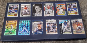 * Lot of 150 MLB Baseball Cards - Mostly Inserts and Rookies - Free Shipping *