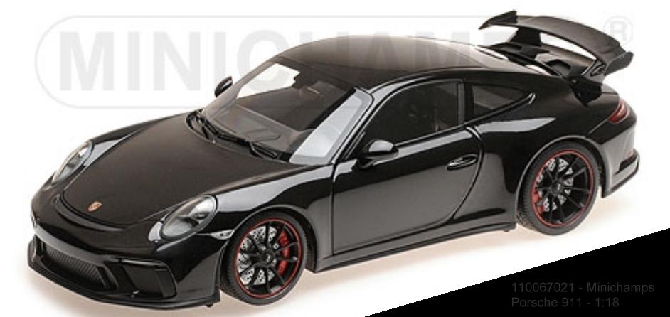 MINICHAMPS 110067021-Porsche 911 gt3 – 2017 – Black Metallic Metallic Metallic L.E. 666 PC | Fiable Réputation  | Outlet Store En Ligne  | Distinctif  b2e8ed