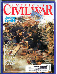 America-039-s-Civil-War-Magazine-July-1992-Antietam-Cornfield-EX-072216jhe