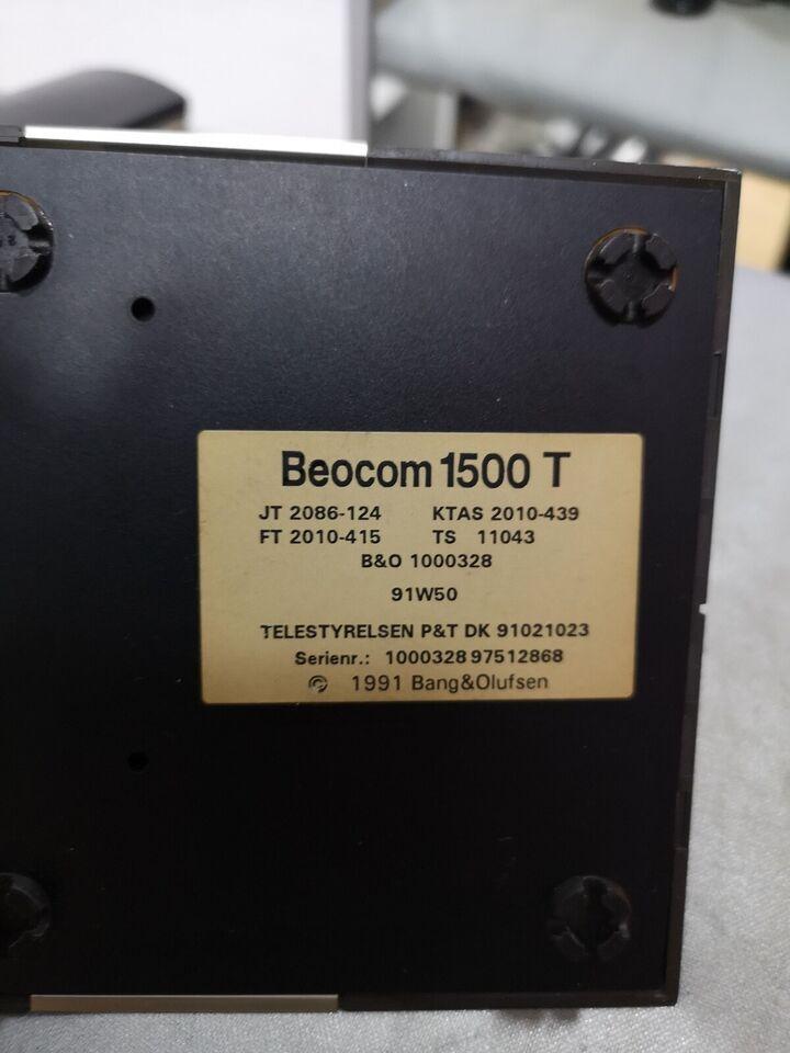 Bordtelefon, B&O, Beocom 1500