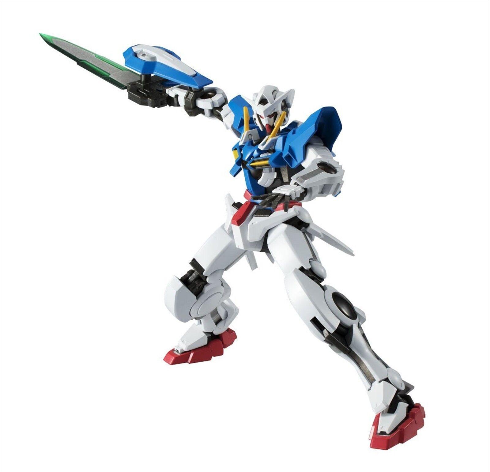 Bandai Gundam Exia Reparación Robot Spirits II y III de Reparación Conjunto de Piezas Figura De Acción