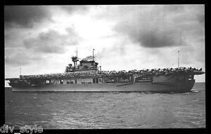 USS-Enterprise-CV-6-postcard-US-Navy-ship-WWII-aircraft-carrier
