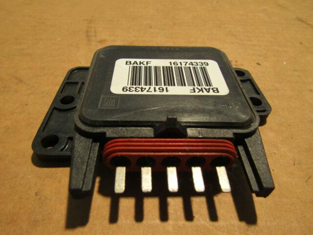 Modul Sensor Klopfgrenze Astra F Vectra A 1.6i ORIGINAL OPEL 1208000