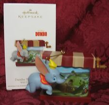 HALLMARK 2011 DISNEY ORNAMENT~DUMBO TAKES TO THE SKY
