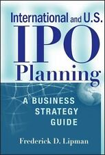 International and US IPO Planning: A Business Strategy Guide-ExLibrary