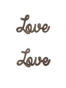 12x-Love-Words-3cm-Wood-Craft-Embelishments-Laser-Cut-Shape-MDF