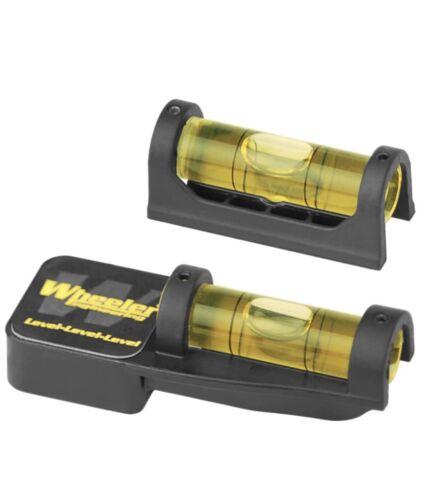 Wheeler Engineering Level Level Level Scope Mounting Leveling Tool with Magnetic
