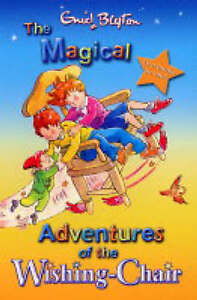 The-Magical-Adventures-of-the-Wishing-Chair-Blyton-Enid-Good-Fast-Delivery