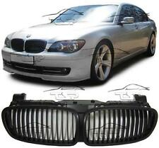 FRONT GRILL BLACK FOR BMW E65 E66 05-08 SALOON TOURING SPOILER BODY KIT NEW