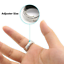 12x Ring Size Adjuster Invisible Snuggies Insert Guard Tightener Reducer DIY Set