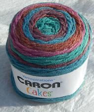 "New Worsted Yarn Smoke Free Home Caron Cakes in /""Cinnamon Swirl/"""