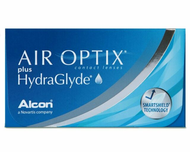 Alcon AIR OPTIX plus HydraGlyde®, Monatslinsen