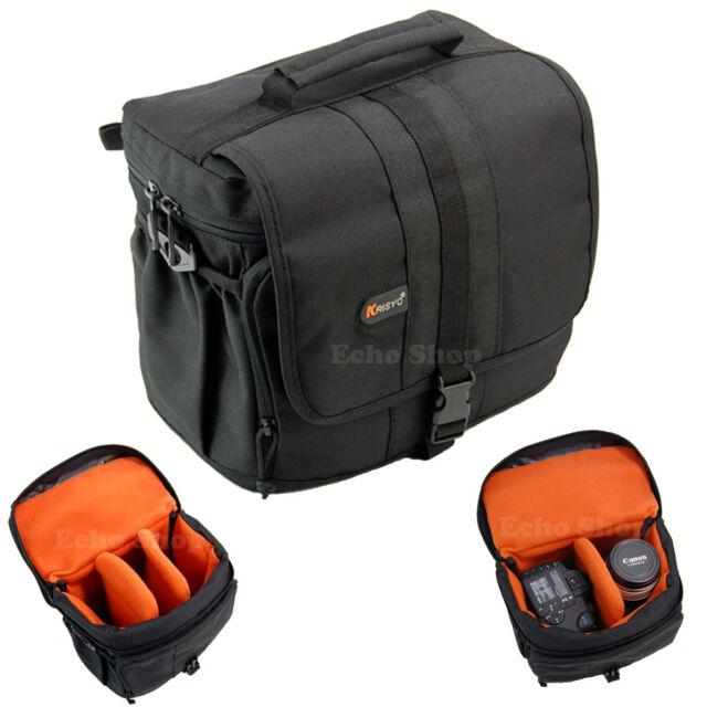 Waterproof DSLR Shoulder Camera Case Bag for Canon Nikon Sony Pentax Olympus