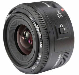 Yongnuo-Obiettivo-YN-35mm-F-2-Auto-Focus-Lens-per-Canon-EF-EOS-50D-60D-70D-100D