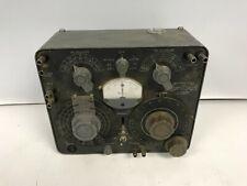 Vintage General Radio Company Impedance Bridge Type 1650 A