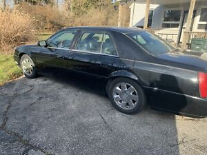 2001 Cadillac Deville in excellent condition