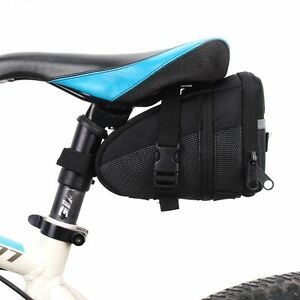 Saddle Bag Cycling Seat Tail Pack Storage Bag for Outdoor Mountain Bicycle Bike