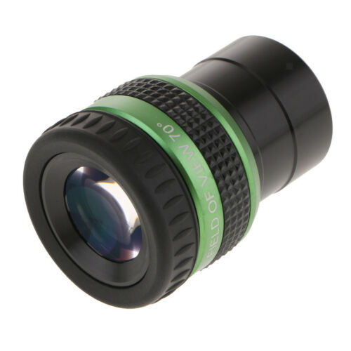 """Multicoated 1.25/"""" Eyepiece 16mm 70° SWA High Achromatic for Astro Telescope"""