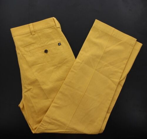 Men/'s Brooks Brothers 346 Flat Front Cotton Casual Dress Pants