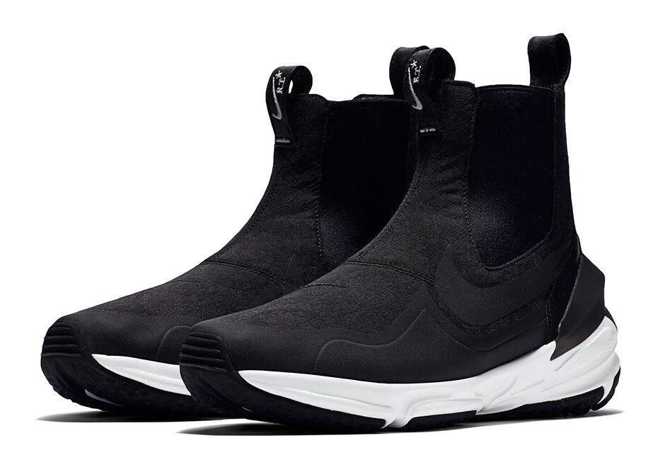 Nike air dimensioni zoom leggenda riccardo tisci uomini dimensioni air 11,5 brand new nero white fe9f65