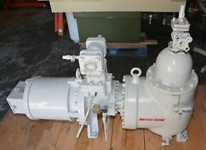 Details about Mycom 22H1290SSC Ammonia Rotary Screw Compressor 440VAC 3PH  NEW