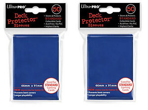 Ultra-Pro-Magic-the-Gathering-100-Deck-Protectors-Blue