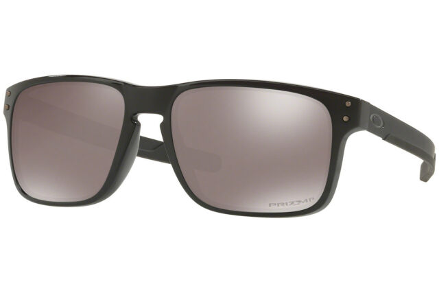 9647311c887 oo9384-06 57 Oakley Sunglasses Holbrook Mix Polished Black Prizm Black  Polarized