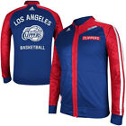 Los Angeles Clippers MENS 2013/14 Full Zip On-Court Warm Up Track Jacket Adidas