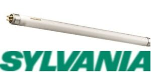 Sylvania-de-marque-6W-T5-tube-fluorescent-chaud-blanche-9-034-226mm-x25-valeur-pack