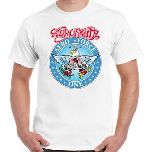 As-Worn-by-Garth-from-Waynes-World-Mens-Aero-Force-T-Shirt-Aerosmith-Fancy-Dress