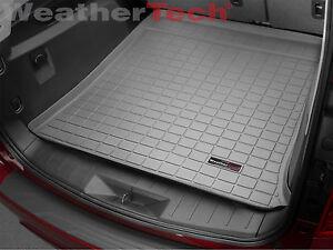 Weathertech Cargo Liner Trunk Mat For Chevrolet Equinox