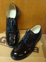 Georgia Boot Giant Men's Safety Shoe Leather 402 Black Work Uniform Size 7 E