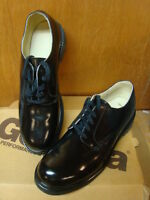 Georgia Boot Giant Men's Safety Shoe Leather 402 Black Work Uniform Size 7 E