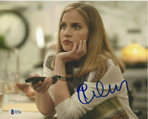 Actress Anna Chlumsky Signed Authentic Veep 8x10 Photo My Girl
