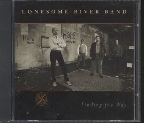 1 of 1 - Finding the Way by The Lonesome River Band (CD, Aug-1998, Sugar Hill)