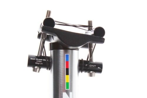 Aerozine XP-Zero Road Mountain CX Cycling Bike Seatpost AL7050 27.2mm Silver