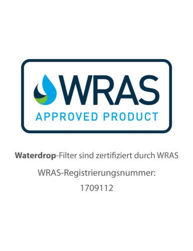 2x Wasserfilter Waterdrop HAFIN für Samsung DA29-00003G HAFCU//XAA Kühlschrank