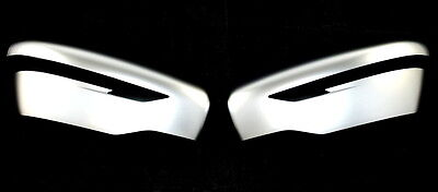 Nissan Qashqai Xtrail 2014 Standard Chrome Mirror Caps Covers Genuine KE9604E500