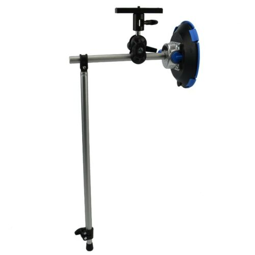 Manfrotto Pump Cup ventosa panoramicas con Pilar suction video support Max 3 kg