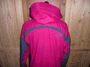 Jack Wolfskin Jacke Texapore Regenjacke Anorak outdoor vintage Damen pink S