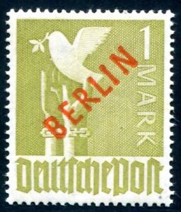 BERLIN 1949 33 ** POSTFRISCH neu geprüft SCHLEGEL BPP 550€(Z3113 - Argenstein, Deutschland - BERLIN 1949 33 ** POSTFRISCH neu geprüft SCHLEGEL BPP 550€(Z3113 - Argenstein, Deutschland