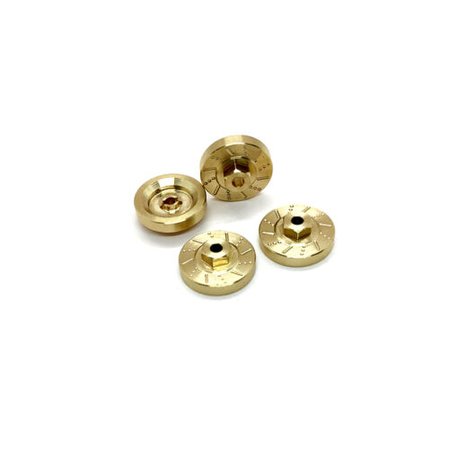 Details about  /4* Metal Brake Disc Hexagonal Coupling Hex Adapter for SCX24 RC Car Accessories