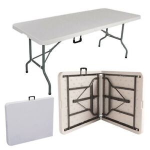 1-8-Meter-6FT-CATERING-CAMPING-HEAVY-DUTY-FOLDING-TABLE-TRESTLE-PICNIC-PARTY-BBQ