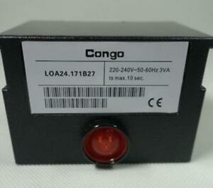 ONE FOR Siemens LOA24.171B27 controller with base electric eye qrb1b-a0s0b70a