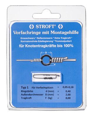 Stroft I Terminali Anelli Pitzenbauer Tipo 1 = 0,05mm - 0,18mm I Terminali Punte-mostra Il Titolo Originale